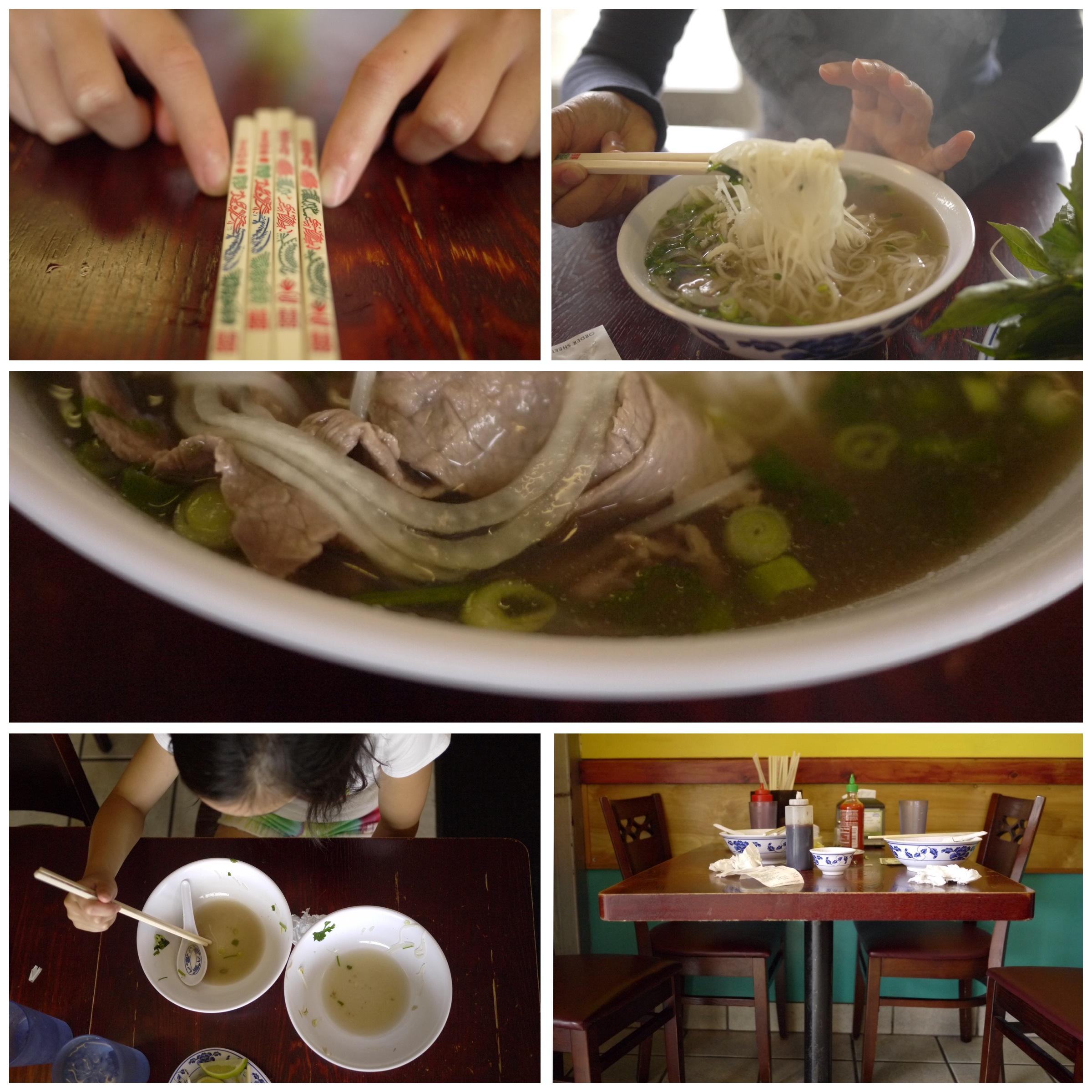 Pho Seattle | slurping noodles phở fun